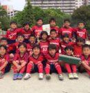 第1回 フレッシュマンカップ U-8 優勝!!