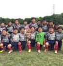 上尾朝日FC招待交流サッカー大会 U-8   優勝!!