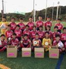 平成29年度 JA東京カップ 東京都5年生サッカー大会 東京都中央大会 ベスト4!!