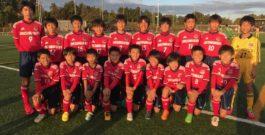 第41回 全日本少年サッカー大会 東京都中央大会  3回戦進出!(ベスト32)