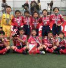 COPA PUMA TOREROS 2018 PRIMAVERA U-10      優勝!!