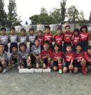 U-9 プライドカップ 準優勝!!