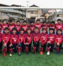 第3回TOMAS交流会 東京都3年生サッカー交流会   第3ブロック予選 優勝!!